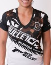 "T-Shirt  - ""Valentina Signature Camo Series"" - Air Flow - Brown"