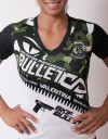 "T-Shirt  - ""Valentina Signature Camo Series"" - Air Flow - Green"
