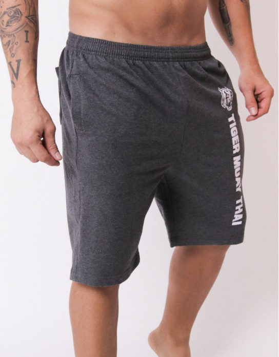 """Shorts - """"TMT"""" - French Terry - Dark Top Dyed"""