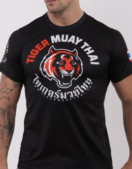 "T-Shirt - ""TMT Fighter 2017"" - Slimsoft - Black"