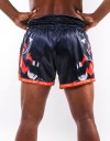"Muay Thai Shorts - ""Clawmark"" - Black"