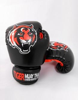 "Kids Gloves - Muay Thai - ""Signature"" - Black"