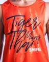 "Low-cut Tank-Top - ""TMT Claw"" - 1stDry - Orange"