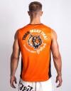 "T-Shirt - Sleeveless - ""TMT Trainee"" - 1stDry - Orange"