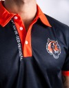 Polo Shirt - Cotton - Black