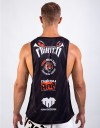 "Low-cut Tank-Top - ""Fighter"" - 1stDry - Black"