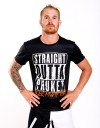 "T-Shirt -  ""Outta2"" - 1stDry - Black"