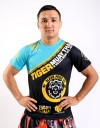 "TMT Fighter T-shirt - Kairat ""The Assassin"" Radcliffe - Soft Tech"