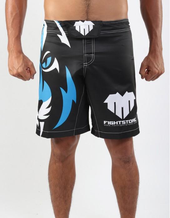 "MMA Shorts - ""Signature 2017 Edition"" - Black & Blue"