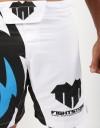"MMA Shorts - ""Signature 2017 Edition"" - White & Blue"