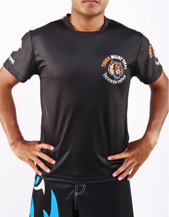 "T-Shirt -  ""Clawmark"" - 1stDry - Black"