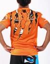 """T-Shirt -  """"Clawmark"""" - 1stDry - Orange"""