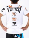 "T-Shirt -  ""Fighter"" - 1stDry  - White"