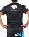 "T-Shirt -  ""Tiger Big Logo"" - 1stDry - Black"