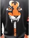 "(New) Hoodie - ""Tiger Carmo"" - Black"