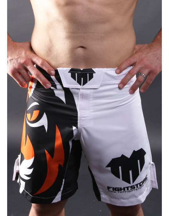 "MMA Shorts - ""Signature 2017 Edition"" - Black & Orange"