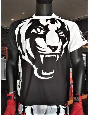 Muay thai Boran-tiger martiaux FREEFIGHT Freefighting t-shirt s-xxxl