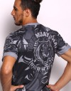 "T-Shirt - ""Tiger Camo"" - Soft Tech - Urban"