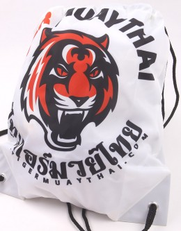 "TMT String Bag - ""Tiger Head"""