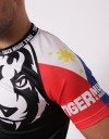 "T-Shirt - ""Signature Tiger Head"" - Flag Edition - PHILIPPINES"
